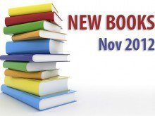 New books for November 2012