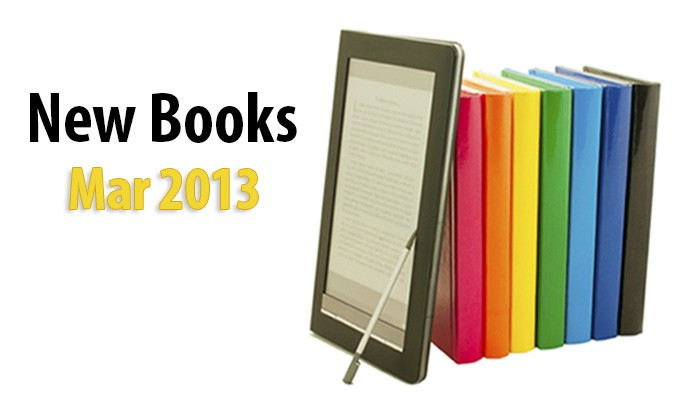 New books for March 2013
