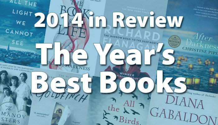 2014 year's best books