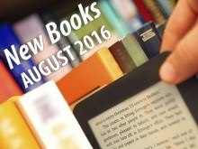 new books for august 2016