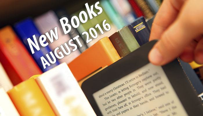 2016-08 New Books AUGUST