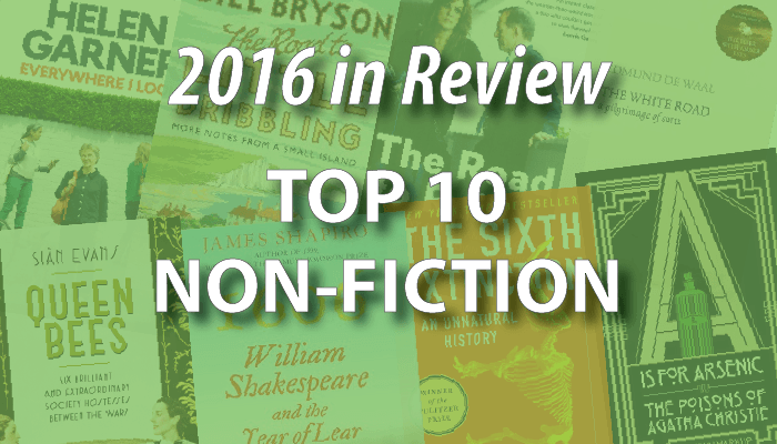 2016 Top Non-Fiction