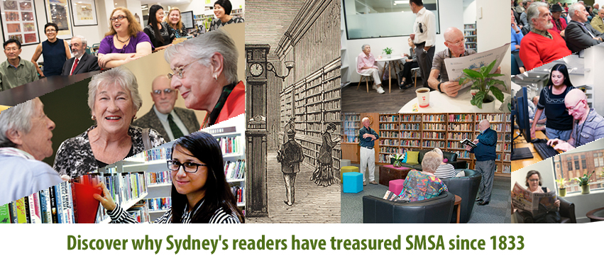 Discover why Sydney's readers have treasured SMSA since 1833