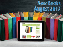 August 2017 New Books