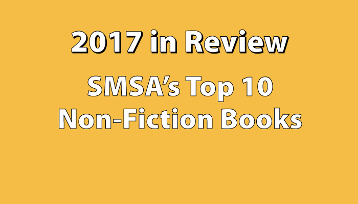 Top 10 Non-Fiction for 2017