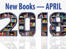 2018 New Books - APRIL