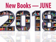 2018 New Books - JUNE