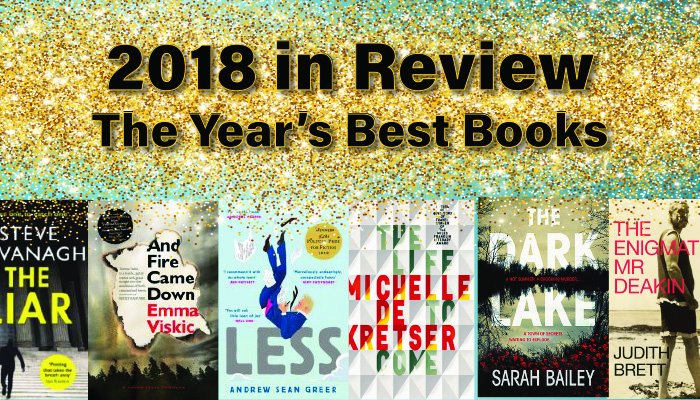 2018 in Review best books