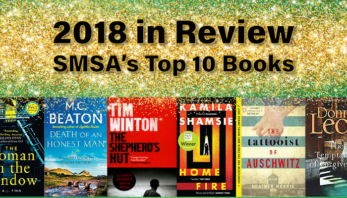2018 in Review top 10 books