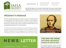 SMSA Newsletter 31 January 2020 Vol 1 Issue 1