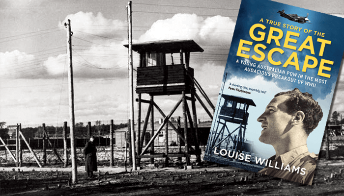 A True Story of the Great Escape - Louise Williams.pdf
