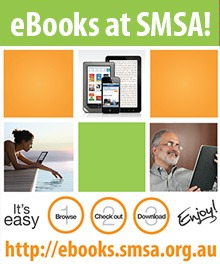 eBooks at SMSA - It's easy!