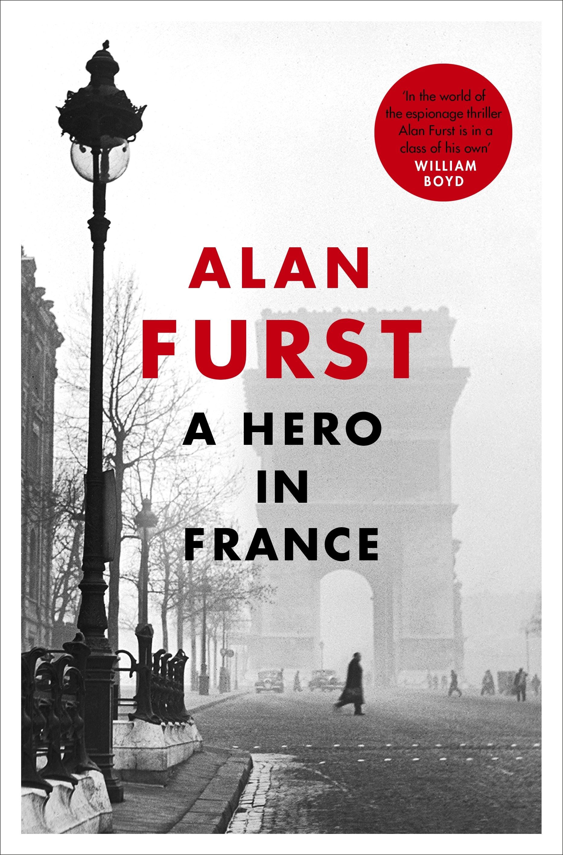 Alan Furst_A hero in France 2