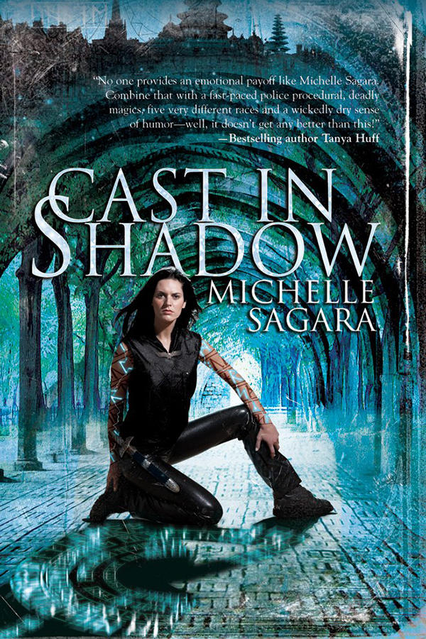 Cast In Shadows by Michelle Sagara