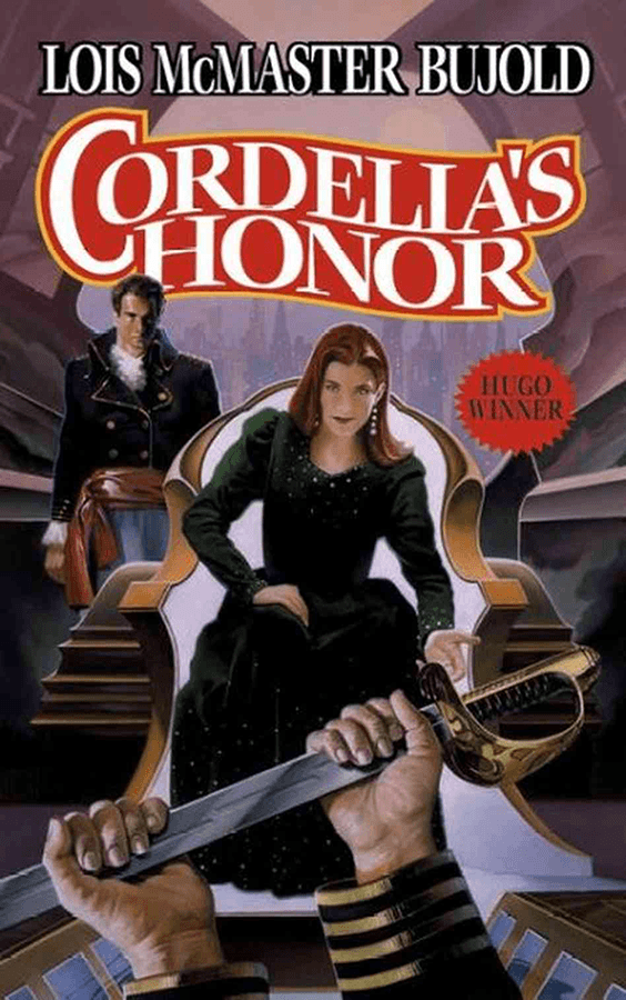 Cordelias Honor by Lois McMaster Bujold