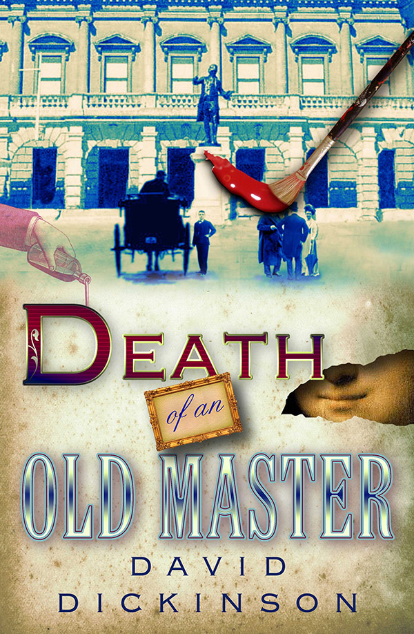 Death of An Old Master by David Dickinson