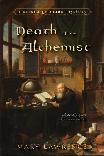 Death of an alchemist_Mary Lawrence
