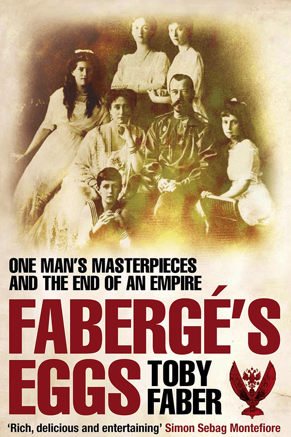 Faberges Egg by Toby Faber