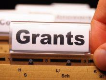 image of a grants file