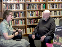 Jane Rawson interview with Tom Keneally