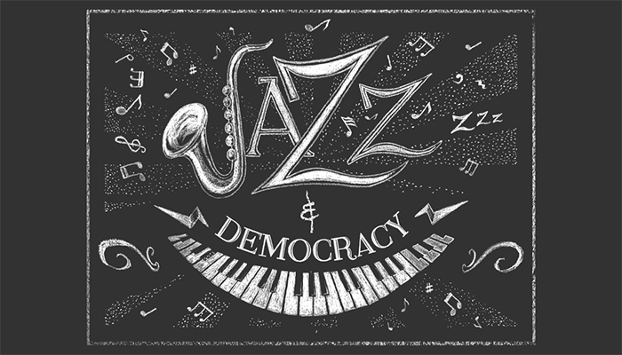 Jazz and democracy 700x400