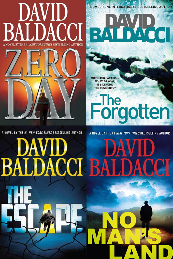 review of the John Puller series by David Baldacci
