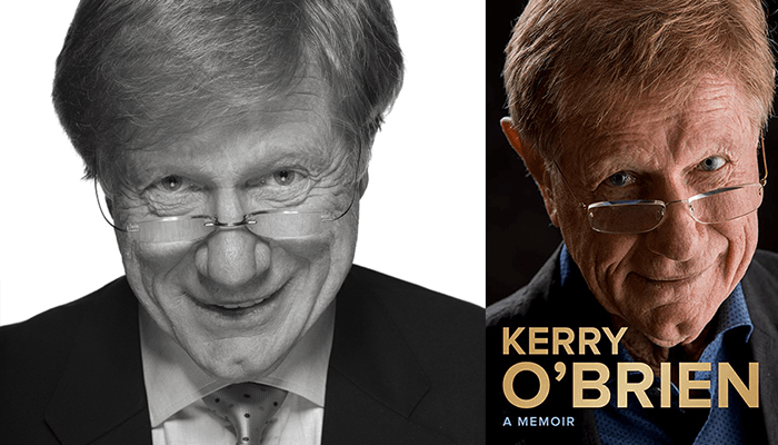 Kerry O'Brien a Memoir