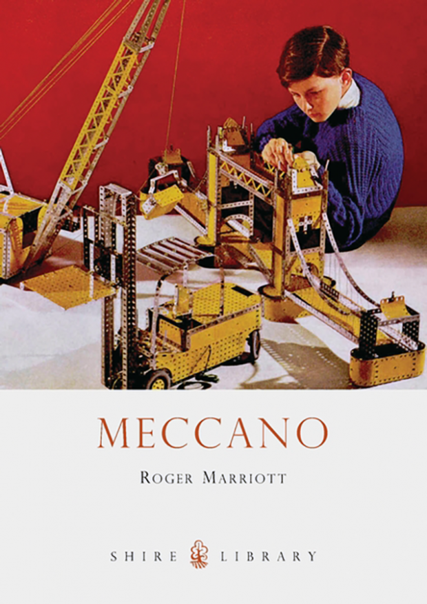 Meccano by Roger Marriott