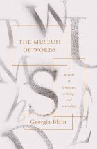 Museum of words_Georgia Blain