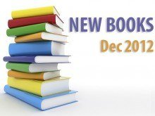 New books for December 2012