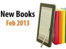 New books for February 2013