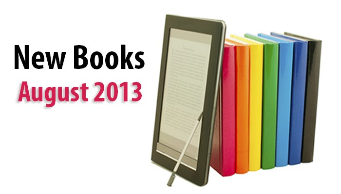 New books for August 2013