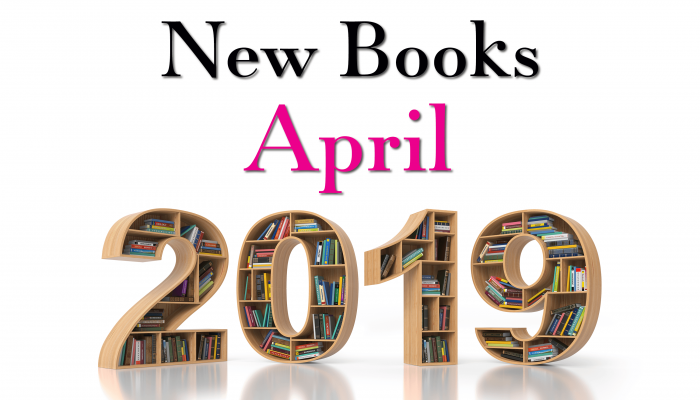 New Books 2019-04 April