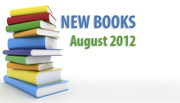 New Books August 2012