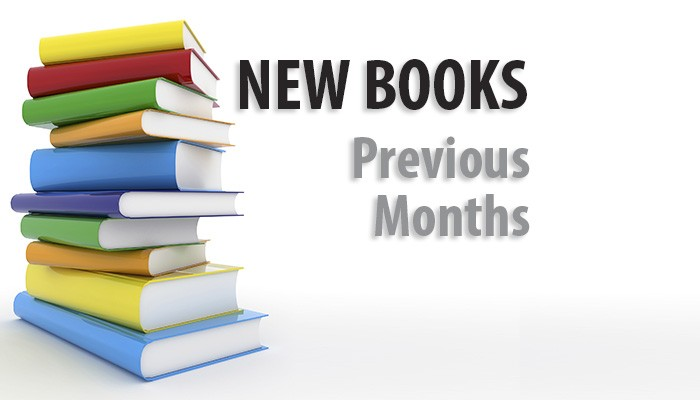 Archive of 'New Books' Lists