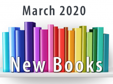 New books 2020-03 March