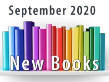 New books 2020-09 September