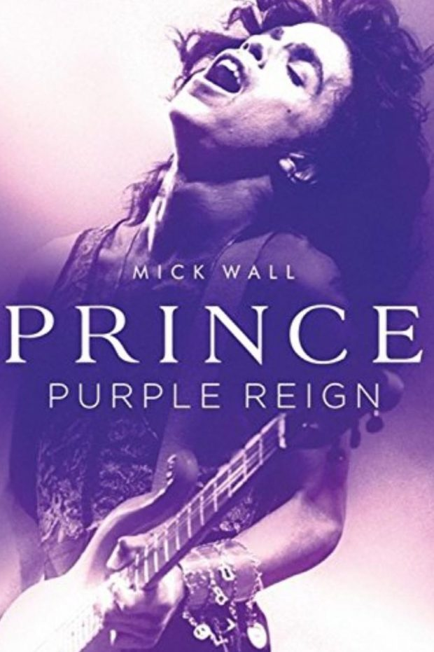 Prince Purple Reign by Mick Wakk