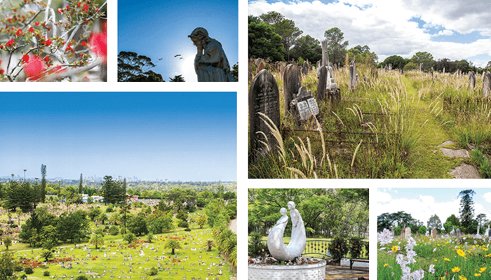 Rookwood Cemetery Header