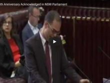 SMSA 185th Anniversary Parliament
