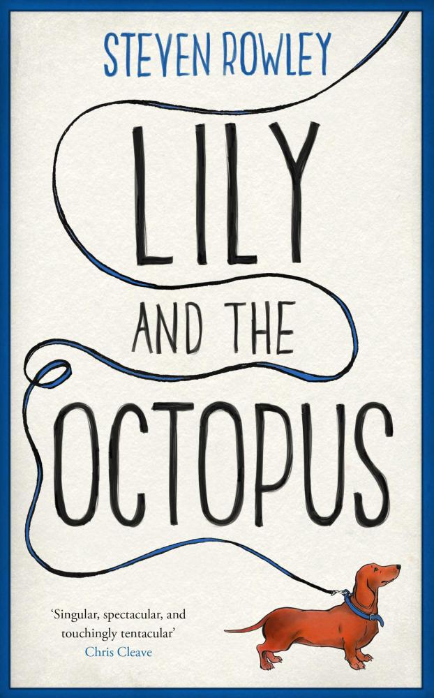 Steve Rowley_Lily and the octopus