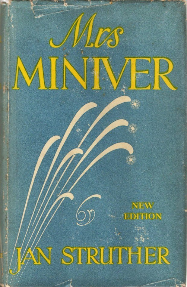 Mrs. Miniver by Struther, Jan