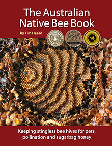 The Australian Native Bee Book thumb