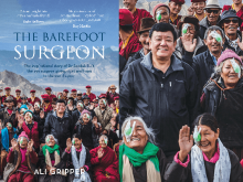 The Barefoot Surgeon Ali Gripper Dr Sanduk Ruit