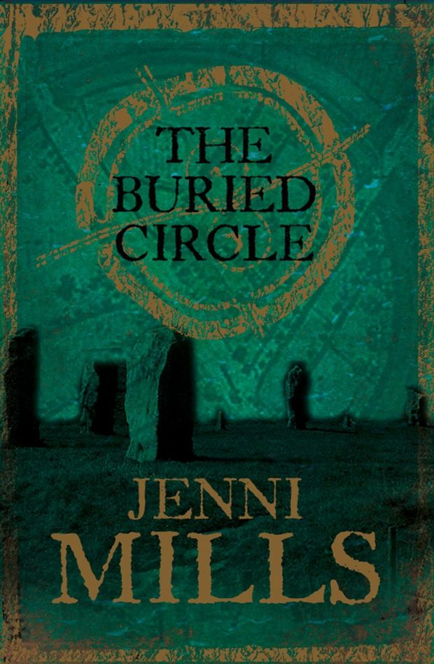 The Buried Circle by Jenni Mills