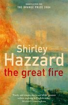 he Great Fire by Shirley Hazzard