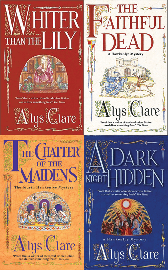 The Hawkenlye Mysteries by Alys Clare