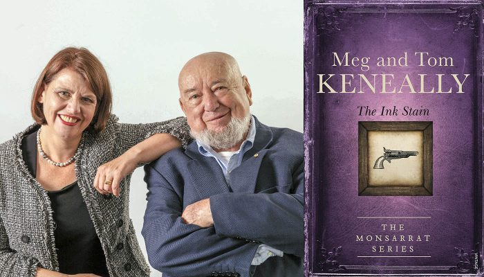 The Ink Stain Meg and Tom Keneally