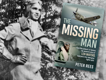 The Missing Man by Peter Rees