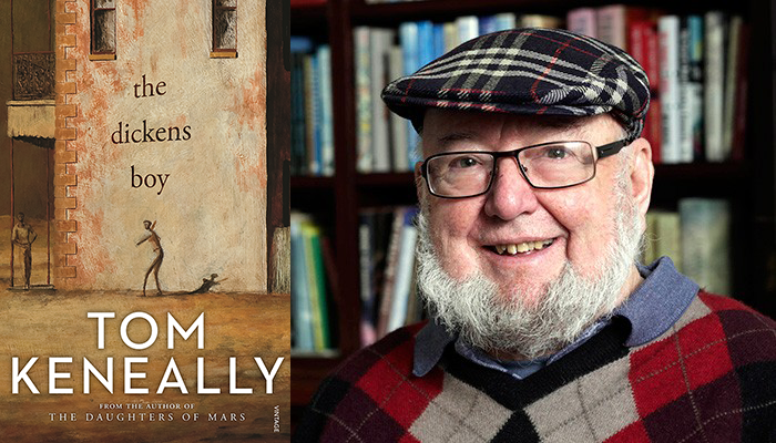 Tom-Keneally-the dickens boy